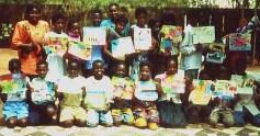 Satara School art workshop, Ouagadougou, Burkino Faso