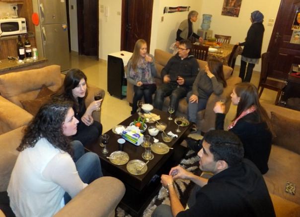 6 Zohreh's dinner